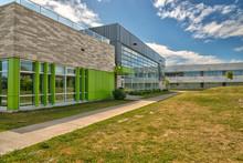 Elementary School Building Bac...
