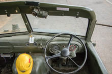 Bedford Mine Transport Vehicle