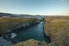 Pumpa, West Coast, Iceland