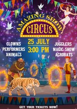 Vintage Circus Entertainment S...