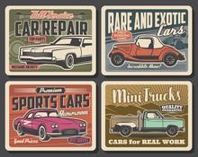 Car Repair And Mechanic Mainte...