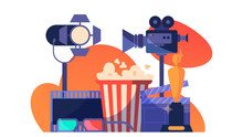 Video Or Movie Production Conc...