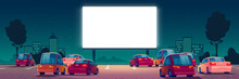 Outdoor Cinema, Drive-in Movie...