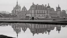 Château De Chantilly Et Son R...