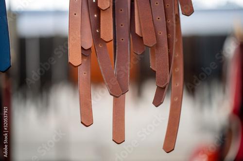 Photo Cinturones piel