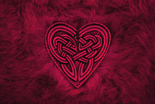 Valentine Heart, Symbol For Lo...