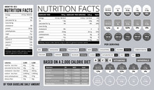 Nutrition Facts Info. Food Nat...