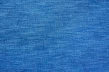 Textured Striped Blue Jeans De...