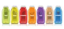 Fresh Juice Realistic Glass Ca...