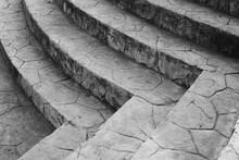 Stone Granite Step Ladder In B...