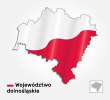 Map Of Poland Voivodeship Lowe...