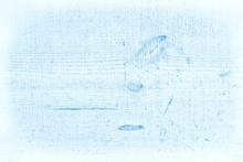 Toned Blue Wood Texture. Roman...
