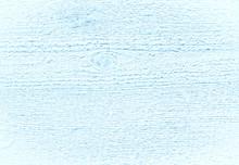 Toned Blue Wood Texture. Romantic Azure Background For Design.