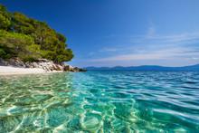 Amazing Seascape Of Adriatic S...
