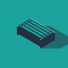 Isometric Chest Of Drawers Ico...