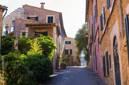 Town of Valldemossa, Mallorca, Spain
