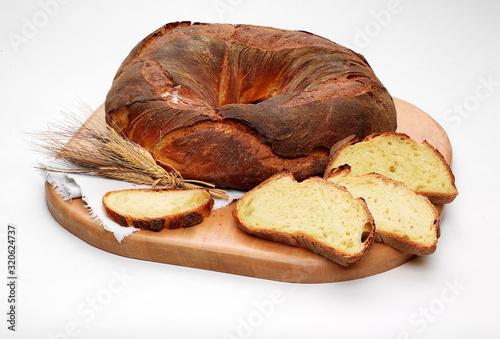 Photo Pane di Altamura, pane italiano di semola di grano duro
