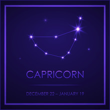 Sign Of The Zodiac With A Sign...