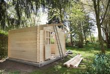 Gartenhaus Holzhaus Im Garten ...