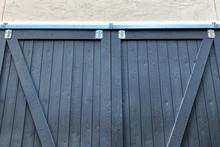 Blue Farm Barn Sliding Doors