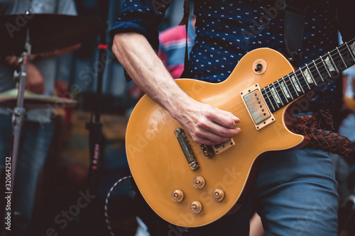 Photo guitar