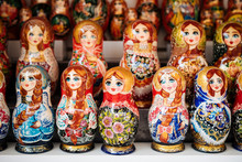 Matryoshka Dolls, St. Petersbu...