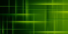 Abstract Green Soft Background With Stripes