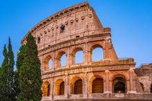 Rome, Italy - External Walls O...