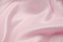 Pink Satin Fabric Background. ...
