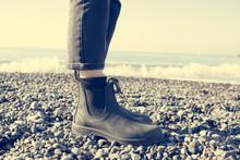 Chelsea Boots Classic Black Le...