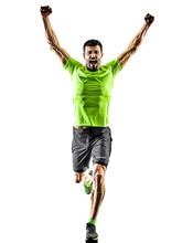 Man Runner Running Jogger Jogg...