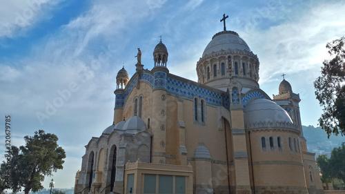 Photo Notre Dame d'Afrique Algiers , Algeria