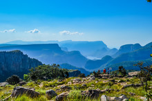 Beautiful Blyde River Canyon N...