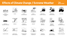 Effects Of Climate Change, Ext...