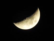 African Moon In The Sky.Tanzan...