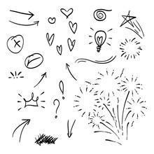 Vector Hand Drawn Collection O...