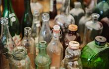 Antique Glass Bottles For Sale...