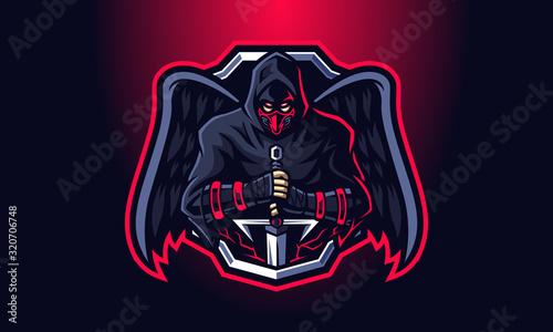 Photo Dark Knight Logo