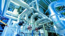 Industrial Zone, Steel Pipelin...