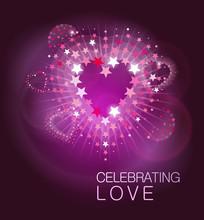 Celebrating Love Concept Desig...