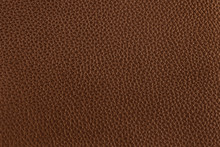 Dark Brown Leather Texture Bac...