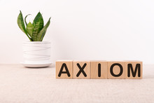 AXIOM Word Made With Building ...