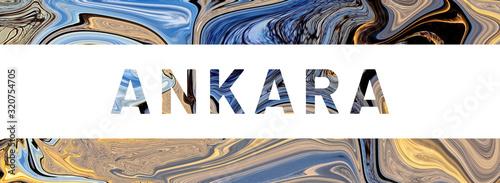 web Label Sticker Ankara Wallpaper Mural