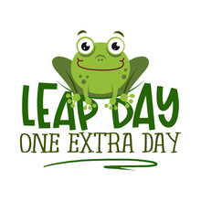 Leap Day, One Extra Day - Leap...