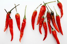 Red Chili Peppers Are Known As...