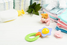 Baby Accessories With Shower G...