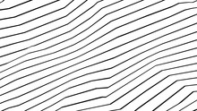 Abstract Background, Striped T...