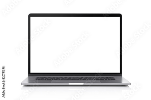 ノートパソコンの画面合成用素材 Fototapet