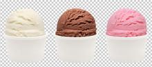 Chocolate, Strawberry And Vani...