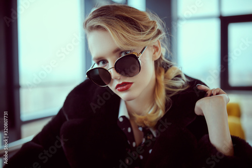 Fotografie, Obraz glamor and fashion